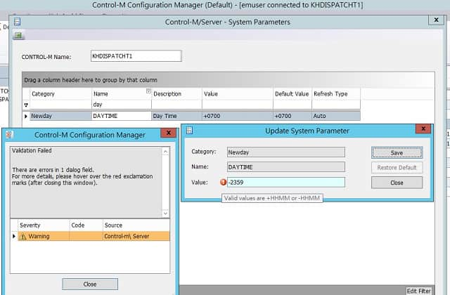 TrueSight Configuration Manager