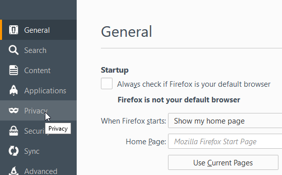 Firefox Security