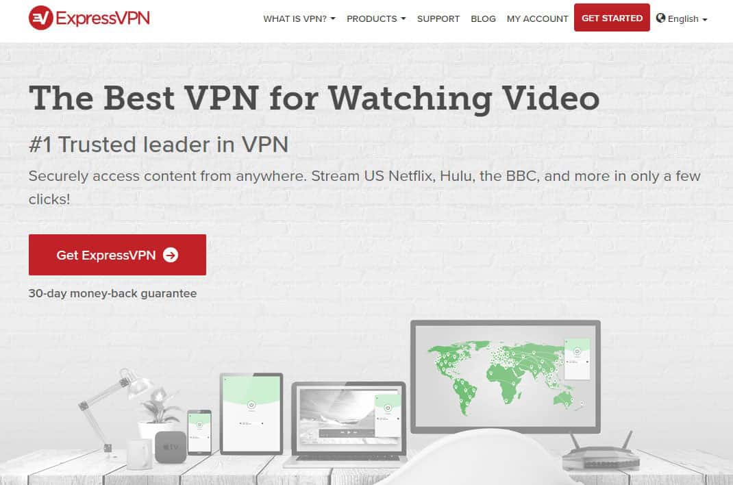 ExpressVPN-streaming-videa