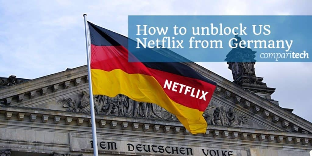us netflix din Germania