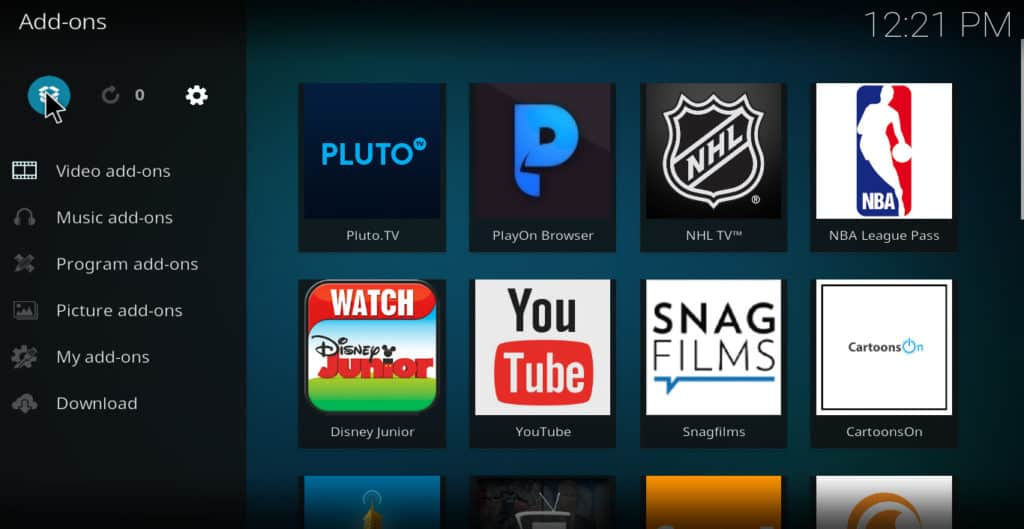 NBA League Pass Kodi addon: نحوه نصب NBA League Pass بر روی Kodi